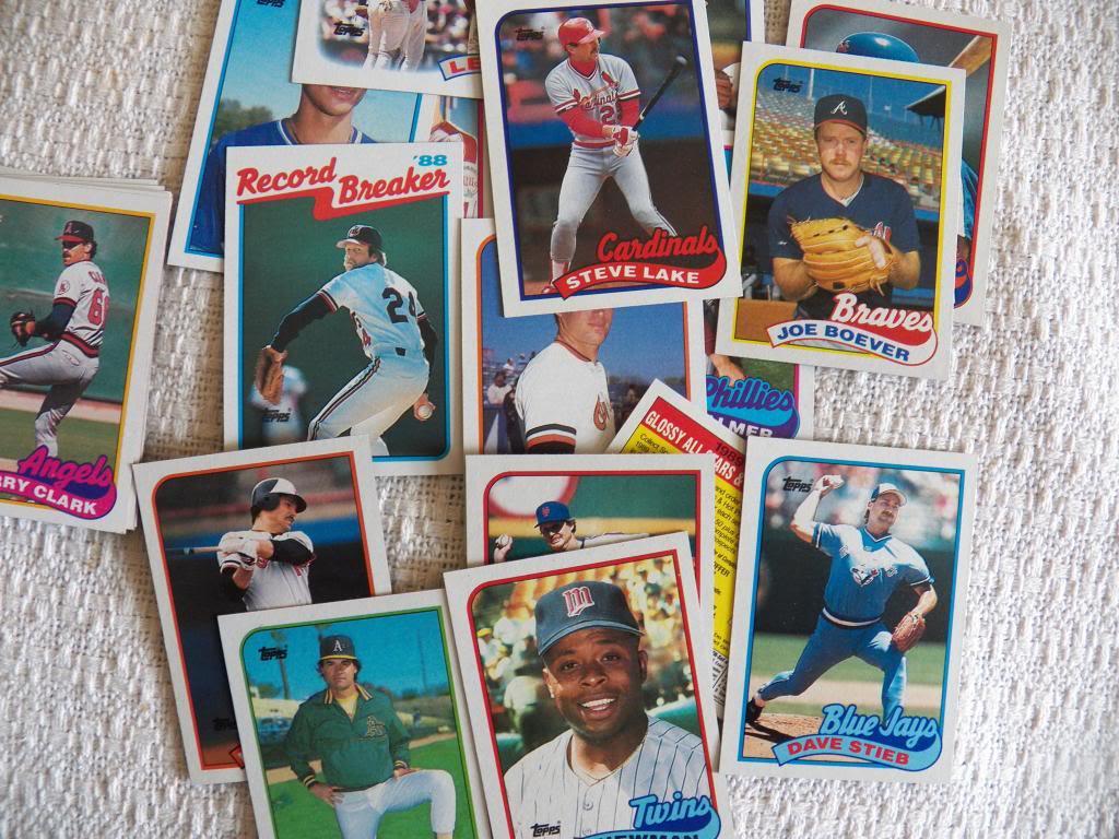 1989 Topps Baseball Cards – The Ultimate Guide