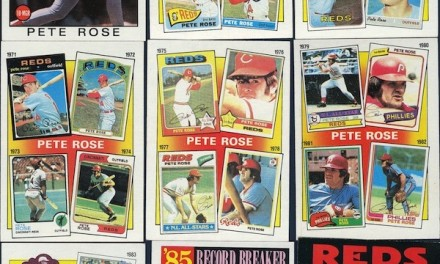 Pete Rose Baseball Cards