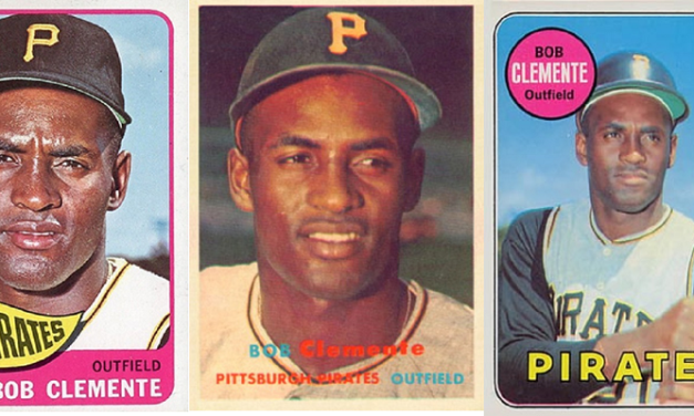 Roberto Clemente Baseball Cards – Complete Visual Guide