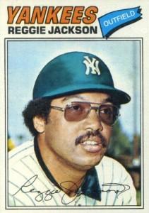 1977-Topps-Reggie-Jackson-Yankees