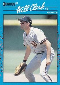 1990-Donruss-Baseballs-Best-Will-Clark