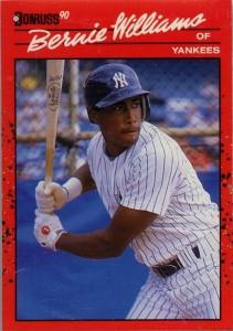 1990-Donruss-Bernie-Williams