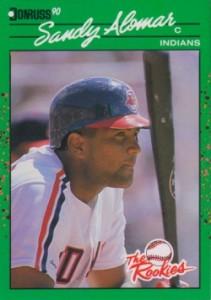 1990-Donruss-The-Rookies-Sandy-Alomar-Jr