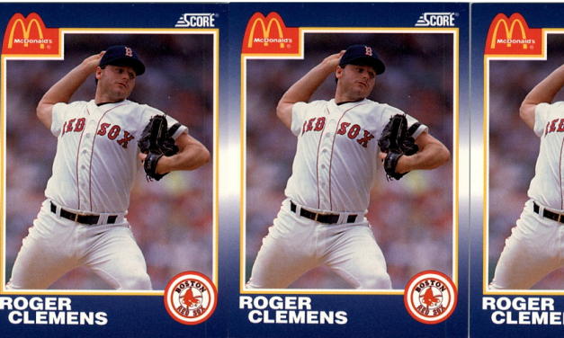 The Roger Clemens Baseball Card from 1990 that You Don't Have