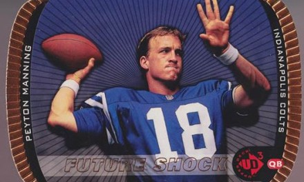 Baseball Card Blogs Weekly Roundup: Peyton Manning Edition (March 7-11, 2016)