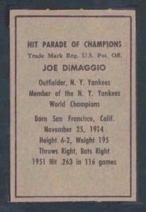 1952-Berk-Ross-Joe-DiMaggio-Back