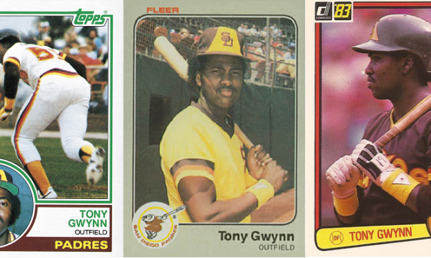 The Tony Gwynn Baseball Card that Launched a Million Hobby Treasure Hunts