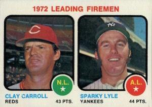 1973 Topps Leading Firemen