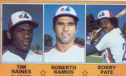 30 Tim Raines Baseball Cards Worthy of an All-Star … and the Hall of Fame!
