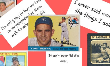 Yogisms and Baseball Cards – Complete Visual Guide to the Great Yogi Berra