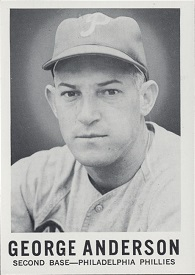 1960 Leaf Sparky Anderson