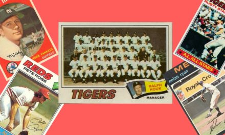 For the Love of the Game — A Collector's Story