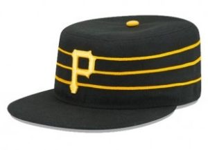 Pittsburgh Pirates Pillbox Hat