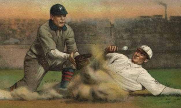The Turkey Red Baseball Card that Could Inspire 10,000 Stories