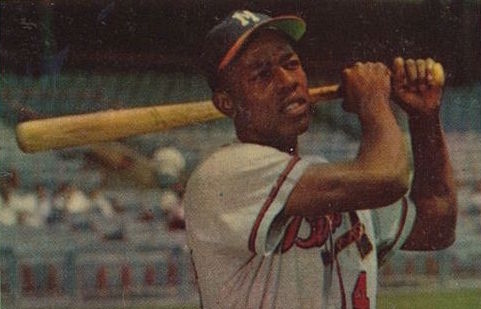 How the 1959 Bazooka Hank Aaron Baseball Card Cinched My Fate