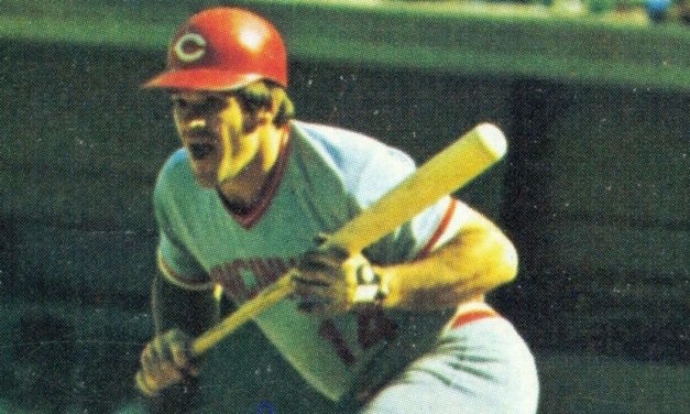 How the 1974 Topps Pete Rose Baseball Card Steamrolled Me Like Ray Fosse
