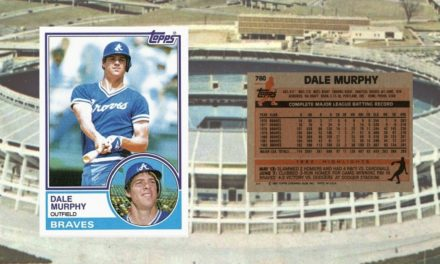 10 Reasons I Can't Stand Dale Murphy and His Despicable 1983 Topps Baseball Card