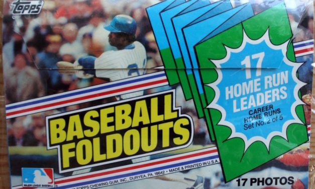 How 1983 Topps Baseball Foldouts Taught Me to Appreciate Ron Cey