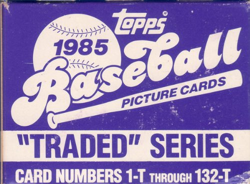 1985 Topps Traded