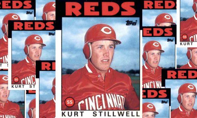 Wanna Buy 100 Kurt Stillwell 1986 Topps Traded Rookie Cards?