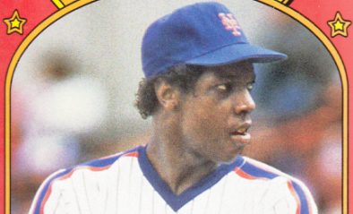 The Dwight Gooden Baseball Card that Never Was, Never Could Have Been … But IS