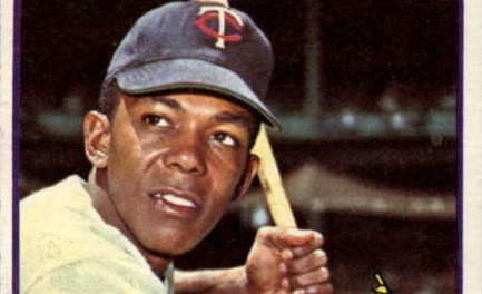 6 Reasons the 1965 Topps Tony Oliva Is One of the Greatest Baseball Cards of All-Time