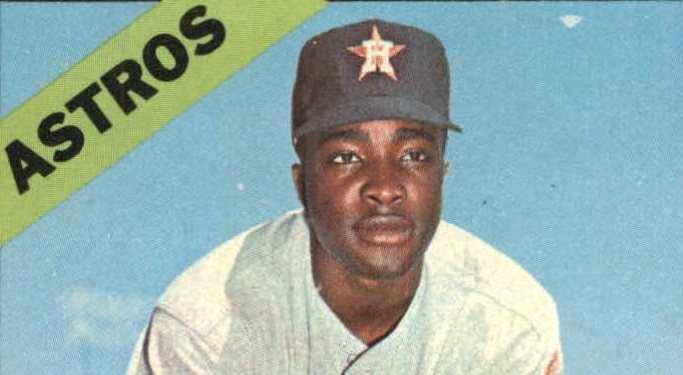 How the 1966 Topps Joe Morgan Baseball Card Blinds Us with Its Brilliance