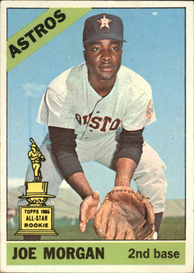 1966 Topps Joe Morgan