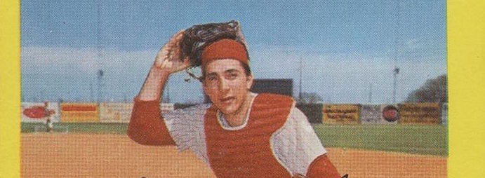 1968 Kahn's Johnny Bench Helped Collectors Slash Out of Topps' Burlap Bag