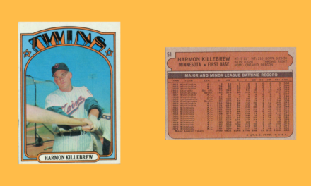 The Best Baseball Card from 1972 Was a Real Killer