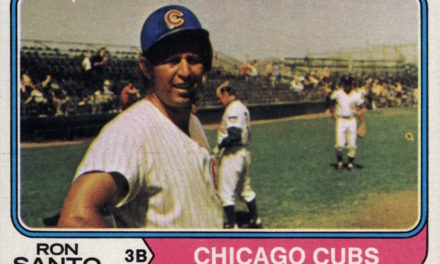 The Ron Santo Story, as Told Through His Odd but Wonderful 1974 Topps Baseball Card