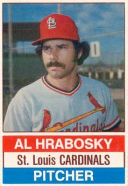 1976 Hostess Al Hrabosky