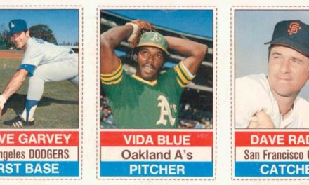 Celebrate the 4th of July with 1976 Hostess Baseball Cards