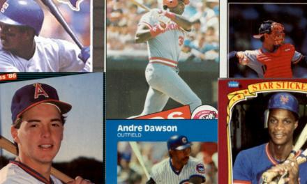 The Slammin' Baseball Cards of 1980s Home Run Derby Winners