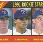 7 Great Ivan Rodriguez Cards Even Old-School Collectors Can Love