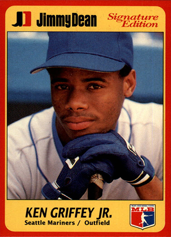1991 Jimmy Dean Ken Griffey Jr.