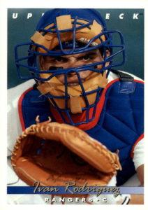 1993 Upper Deck Ivan Rodriguez