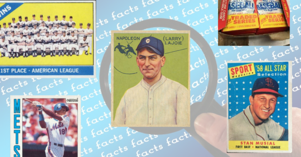 51 Facts About Baseball Cards