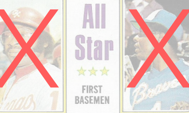 First Solo Cards of 20 Baseball Stars Who Never Made the All-Star Game