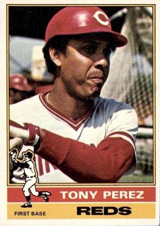 1976 Topps Tony Perez