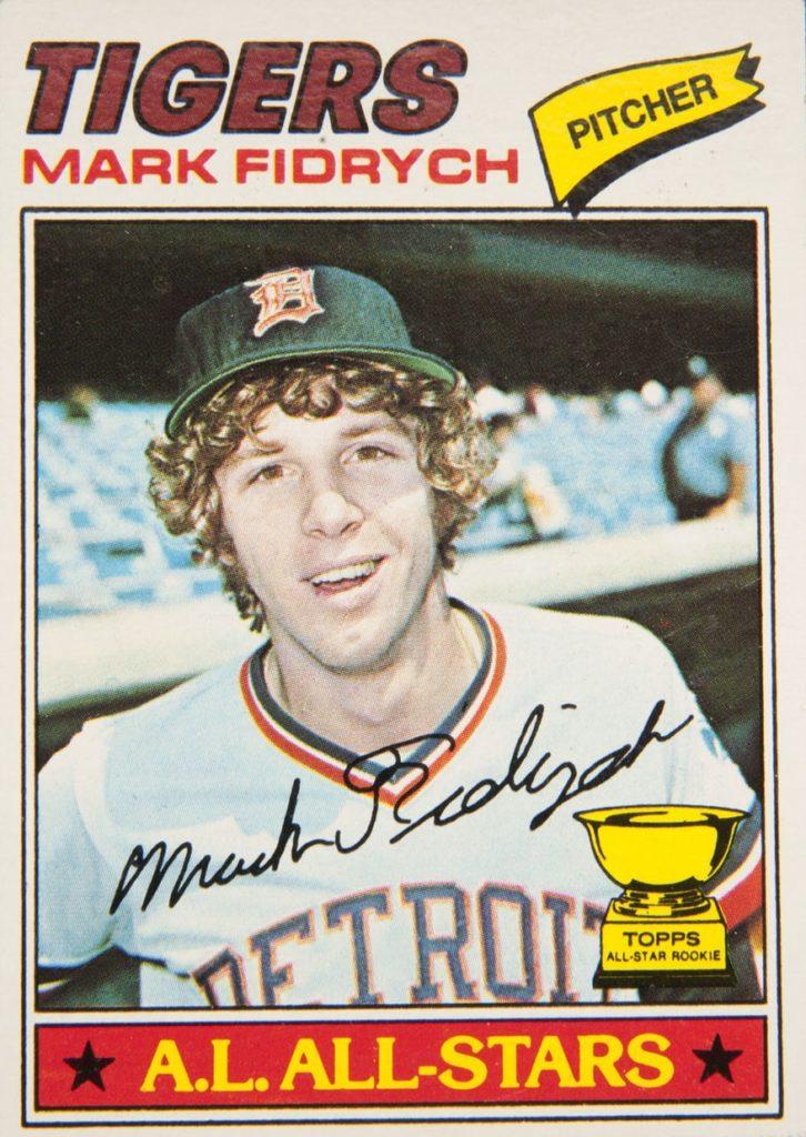 1977 Topps Mark Fidrych