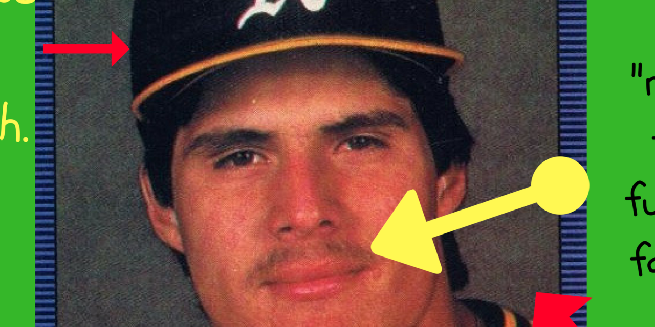 9 Sure Signs Your Favorite Baseball Card May Be Overhyped [Infographic]