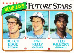 1980 Topps Blue Jays Future Stars