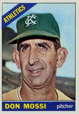 1966 Topps Don Mossi