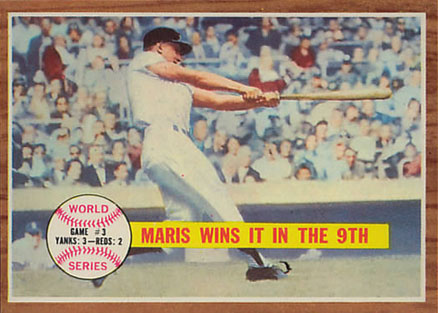 962 Topps World Series #234
