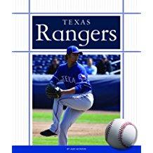 Texas Rangers (Favorite Baseball Teams)