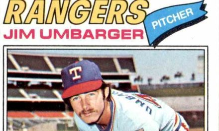 The Lies Told by the 1977 Topps Jim Umbarger Baseball Card