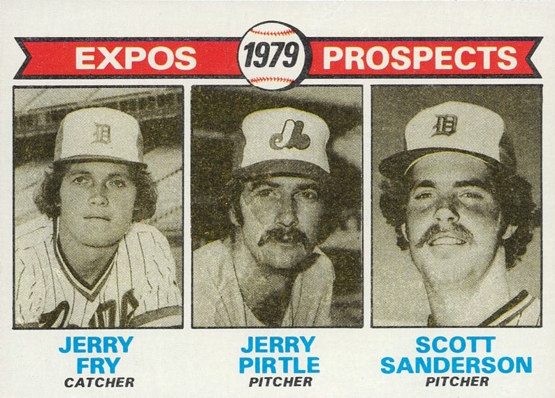 1979 Topps Jerry Pirtle (Gerry Pirtle)
