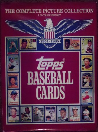 Topps Baseball Cards- The Complete Picture Collection (A 35-Year History, 1951-1985)