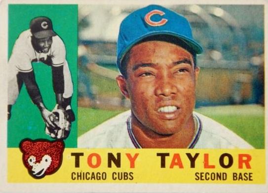 1960 Topps Tony Taylor